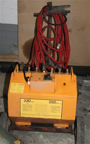 Big oil welder S033577J #Rosettenvillepawnshop