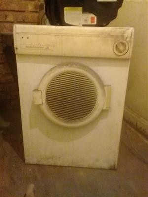 Tumbledryer for sale