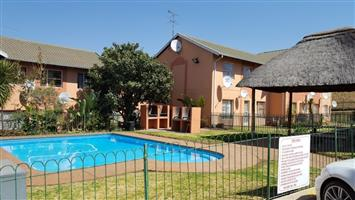 2 bed townhouse FOR SALE now Castleview Not stonearch have tenant pay your bond