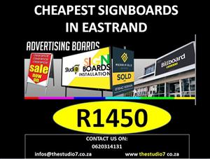 SIGNBOARDS
