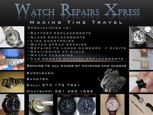 Watch Repairs Xpress