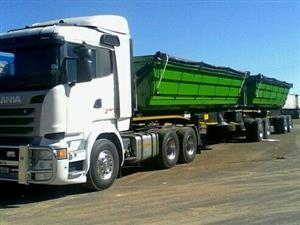 Tipper Trucks To Rent 0655667778 in Johannesburg