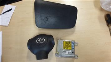 Toyota Rav 4 Airbag Set