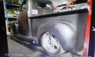 1946 M5 studebaker pickup truck hot rod for sale