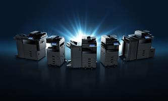 Toshiba printer/copier rentals