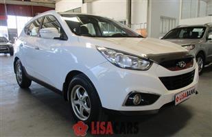 2013 Hyundai ix35 2.0CRDi GLS Limited