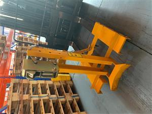 Drum Grab for Forklift