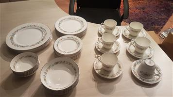 Royal Doulton Fine Bone China Set Pastorale H5002 (MARKED DOWN)