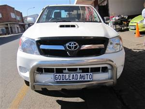 2006 Toyota Hilux single cab HILUX 2.0 VVTi P/U S/C