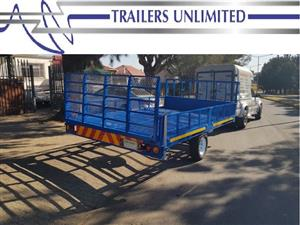 TRAILERS UNLIMITED FLAT BED CUSOM BUILD TRAILERS.
