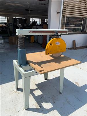 Used, TDF Radial Arm Cross Cut Saw for sale  Heidelberg