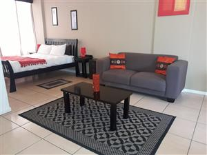 Furnished flat to rent- Illovo Rosebank- Close to Sandton and Rosebank Gautrain Station- R7490p/m