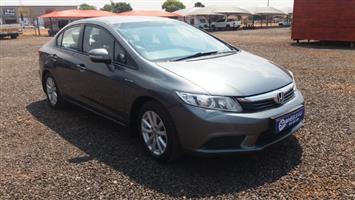 2012 Honda Civic sedan 1.8 VXi
