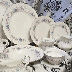 Romance (Royal Albert) Paragon Tee/Dinner set