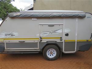 Tourer SP Caravan
