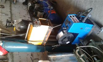 MiG 200 WD MiG and DC arc welding Machine