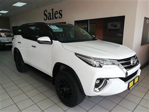 2019 Toyota Fortuner 2.8GD 6