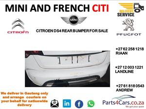 Citroen ds4 rear bumper for sale
