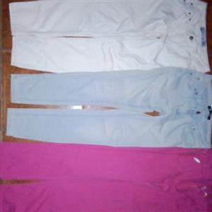 excellent condition womans clothes