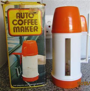 Car Coffee Maker - 12V for sale  Alberton