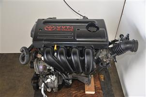 TOYOTA COROLLA/RAV4/AVENSIS 1.8L, 1ZZ Engine