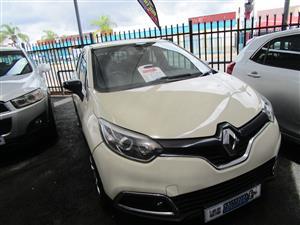 2015 Renault Captur 66kW dCi Dynamique