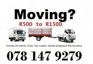 Furniture removals in Midstream Estate