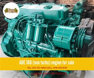ADE 366 engine for sale