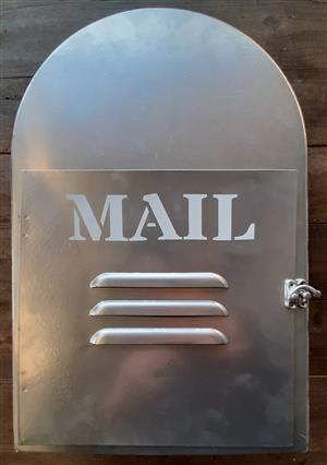 Metal Key & Mail boxes