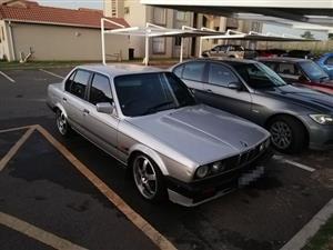 1990 BMW Vintage