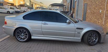 2003 BMW M3 auto