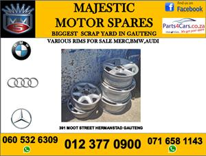 various rims and mags for sale