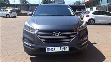 2016 Hyundai Tucson 1.7CRDi Executive