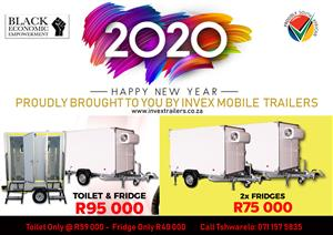 Mobile Freezers, Fridge, Cold rooms for Sale!