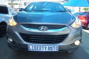 2015 Hyundai ix35 2.0 Executive
