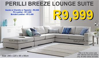 PERILLI BREEZE Corner Lounge Suite