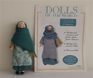 Dolls of the World Collection