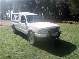2006 Ford Ranger 2.5 Hi Rider XL