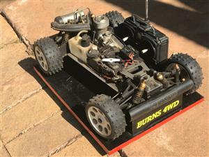 Racing Buggy - 4WD