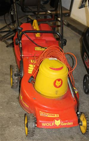 Wolf electrical lawn mower S030677A #Rosettenvillepawnshop