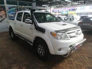 2006 Toyota Hilux 3.0D 4D double cab Raider