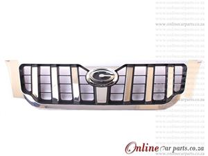 GONOW X-SPACE 2.2L 2008- GA491QE 76KW FRONT CHROME GRILLE