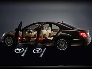 Ghost Lights for Mercedes Benz