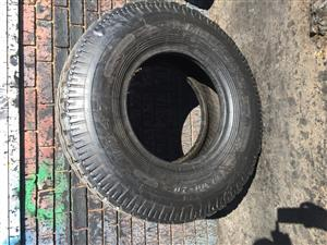 Retreading Truck Tyres