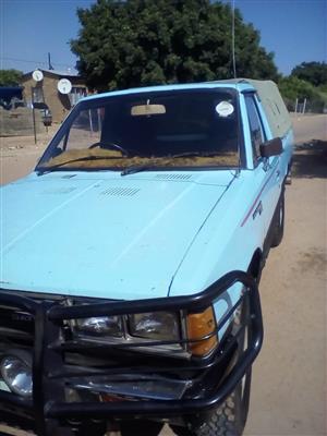 1982 Datsun Stanza