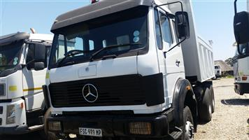 merc 10 cube , ud , volvo and twinsteer tippers