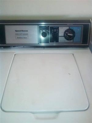 Speed queen washing machines