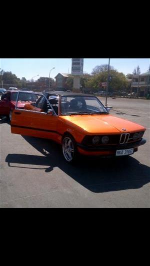 1989 BMW 3 Series 323i Individual