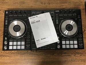 used pioneer dj ddj sx3 controller