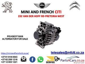 Peugeot 5008 Alternator for sale